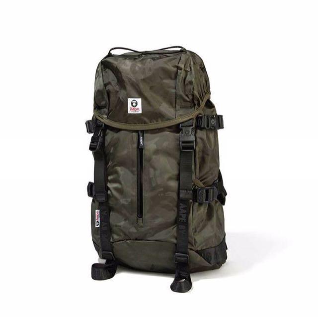 (降價)Aape 後背包 旅行包