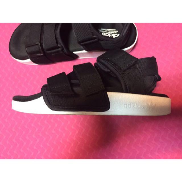 Adidas 涼鞋 US5 225