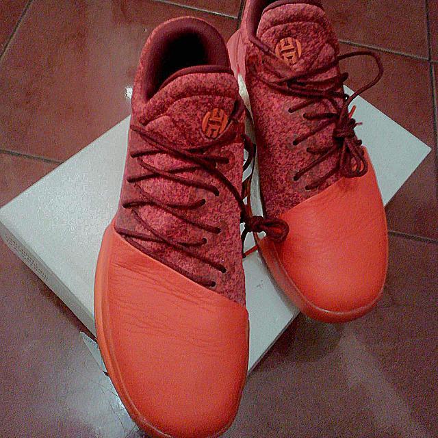 Adidas Basketball Shoes Harden Volume 1 Size 12