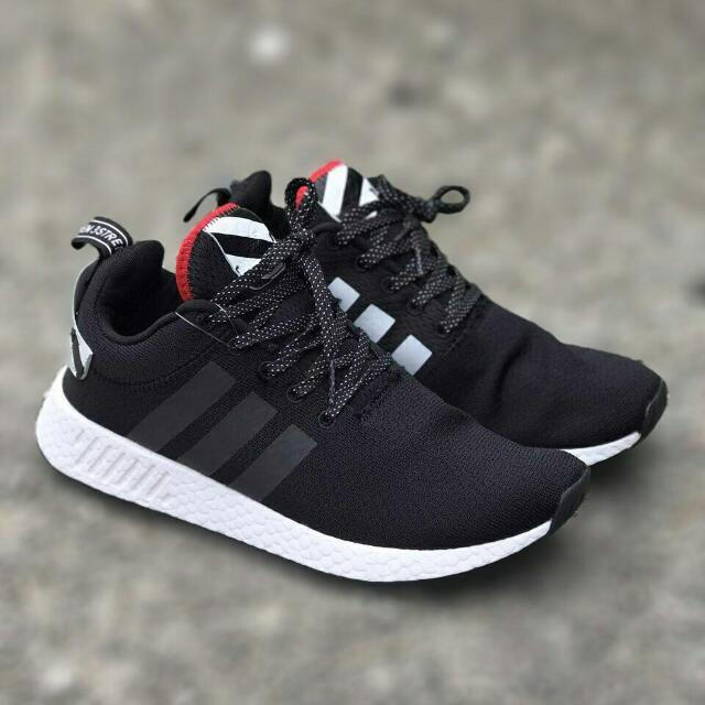 buy online 28d52 e303d Adidas NMD R2 Tokyo, Men s Fashion, Footwear on Carousell