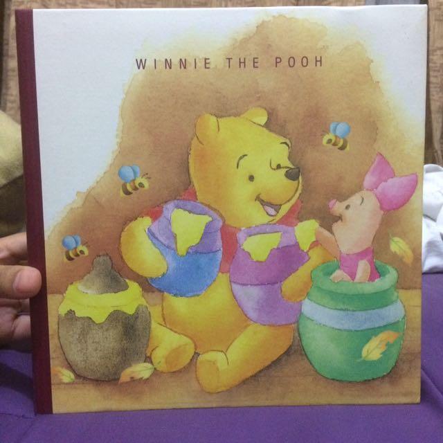 Album Foto Winnie The Pooh / Photo Album