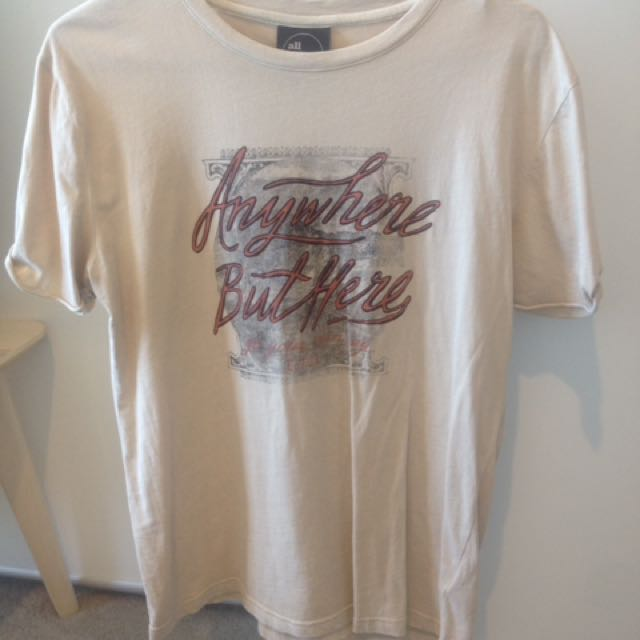 All About Eve Tee Size 10