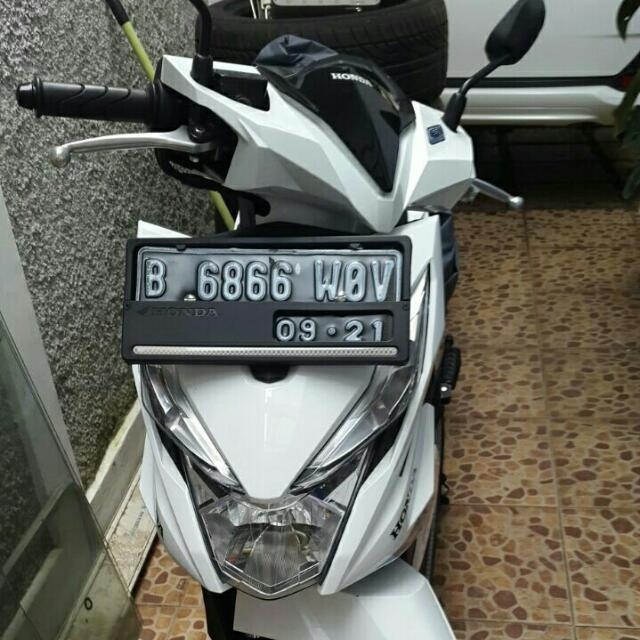 All New Honda Beat Esp CW 2016