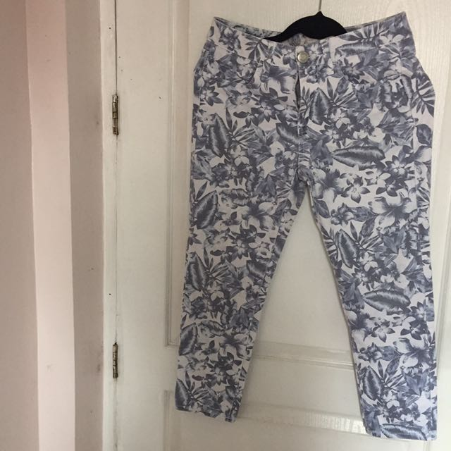 American Eagle Crop Pants
