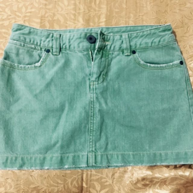 ANERICAN EAGLE MAONG SKIRT