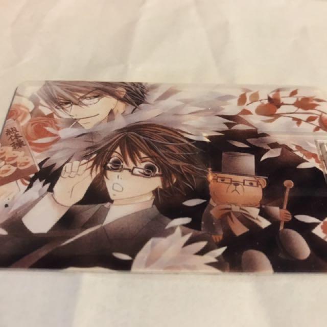 Anime card USB 8GB
