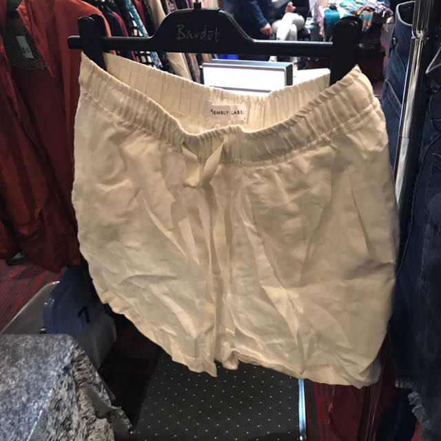 Assembaly Shorts