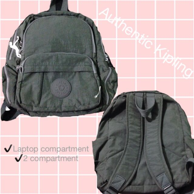 Auth Kipling Backpack
