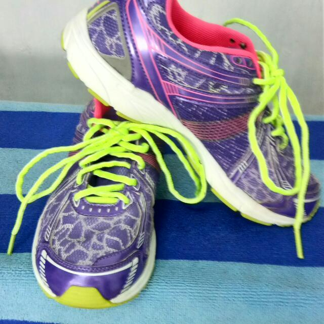 Repriced!! Authentic Accel Running Shoes For Beginners