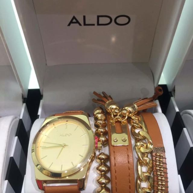 AUTHENTIC ALDO WATCH