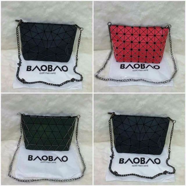 Authentic Baobao by Issey Miyake