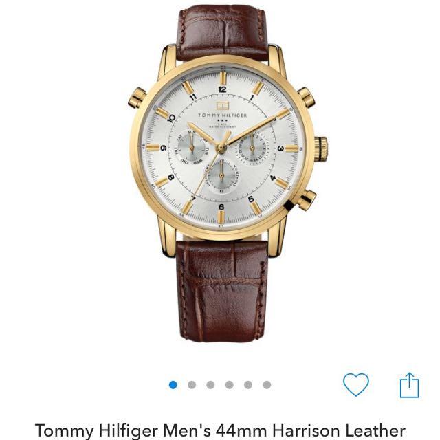 Authentic Hilfiger Watch
