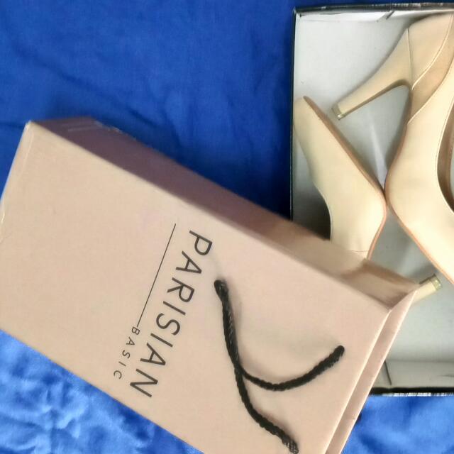Authentic Parisian Basic Ladies Shoes