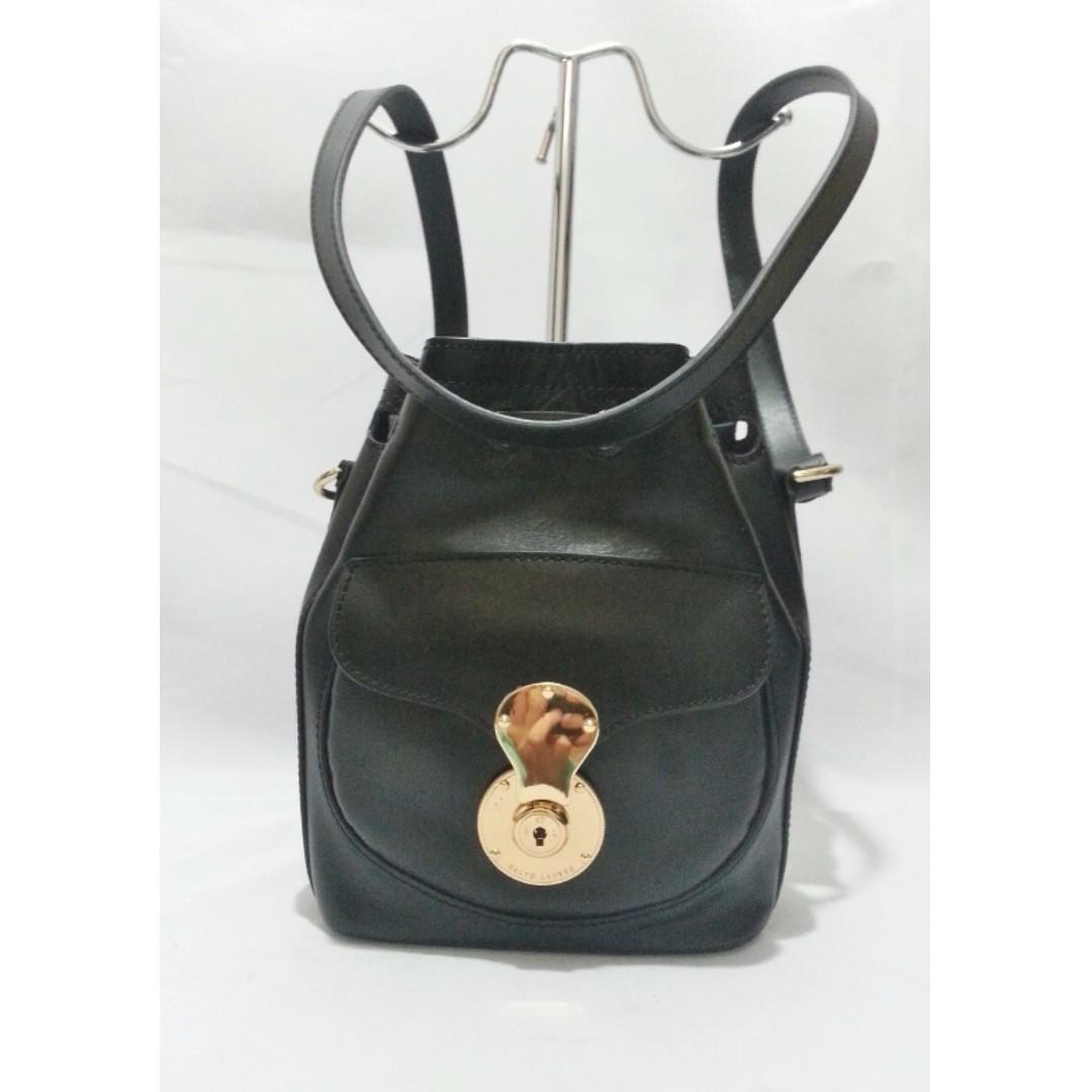 Authentic Ralph Lauren Ricky Collection Bucket Bag