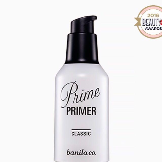 Banila co. Prime Primer Classic