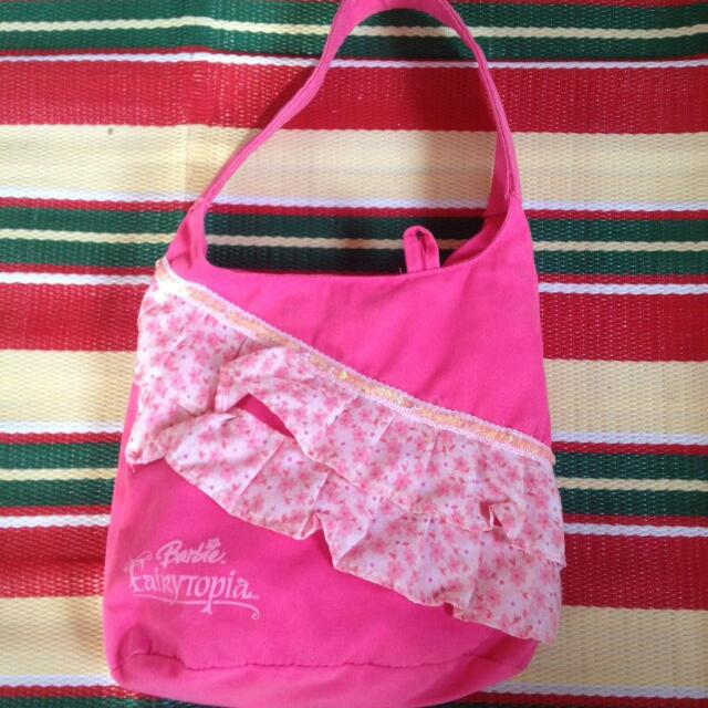 Barbie Bag For Kids