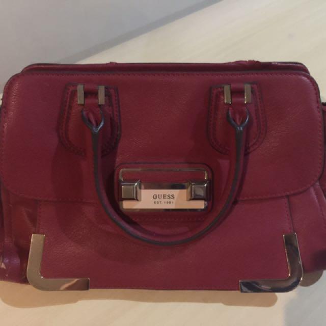 Bargain sale! Original Guess Bag
