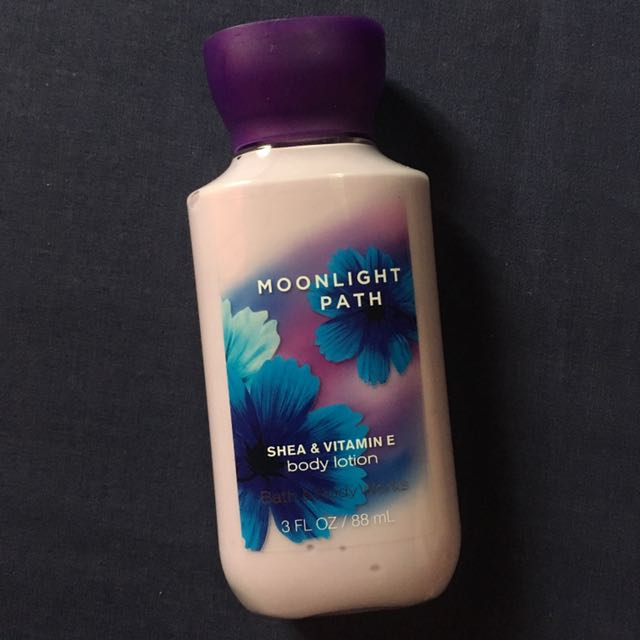 Bath & Body Works Body Lotion in Moonlight Path