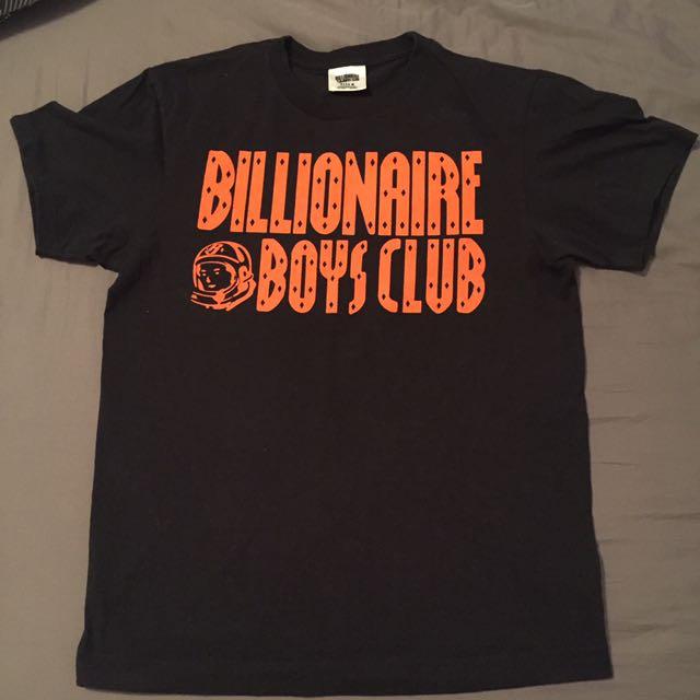 Billionaire Boys Club Logo Tee (M)