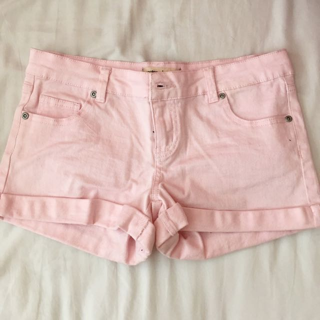 Bluenotes - Pink Shorts