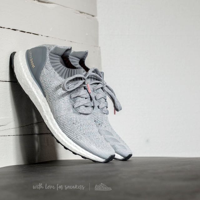 095d242964e28 BN Adidas Ultraboost Uncaged Women Clear Grey Shoes UK 6