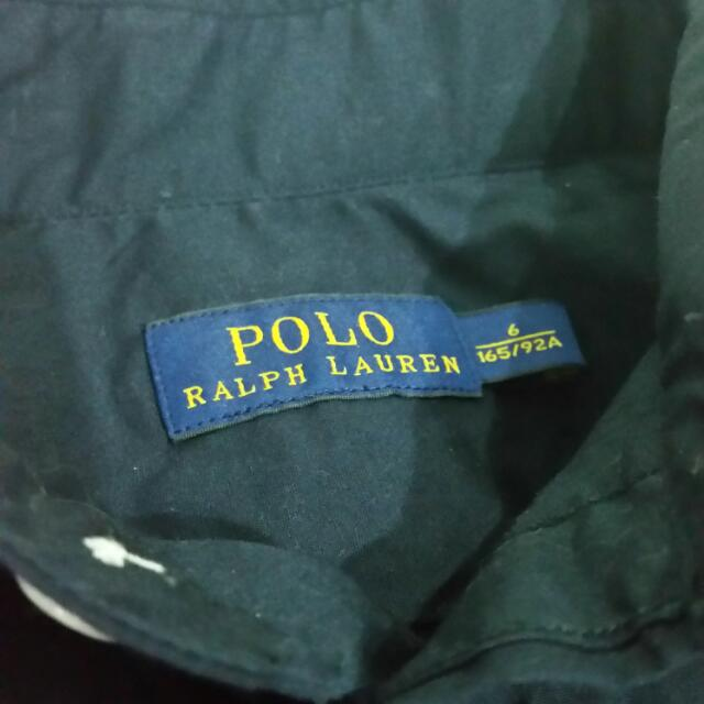 BNWOT Authentic Ralph Lauren Dress Shirt