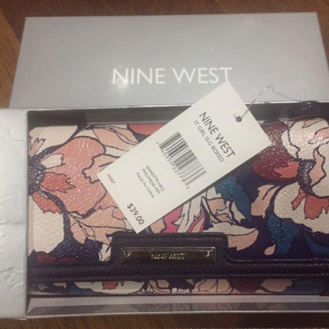 BNWT Ninewest Wallet