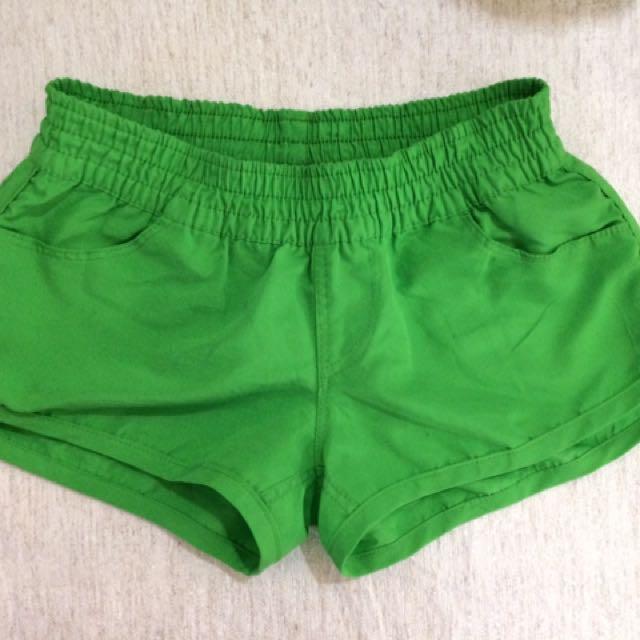Body Music Beach Shorts