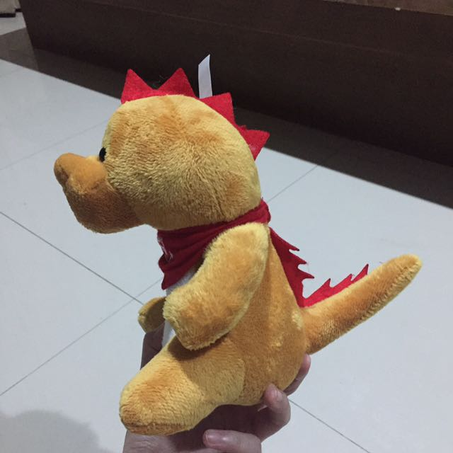 BONEKA DRAGON