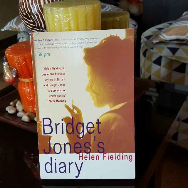 Bridget Jones' Diary By Helen Fielding