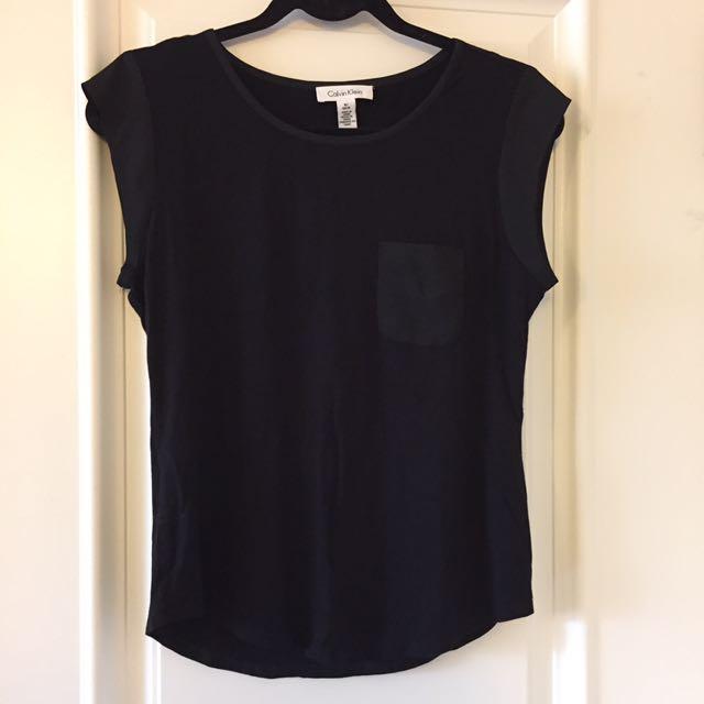 Calvin Klein Black Shirt