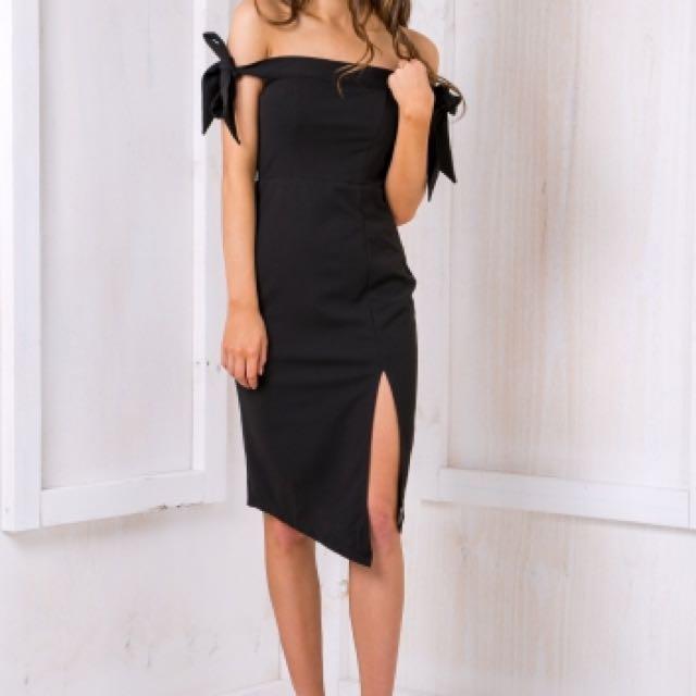 Carmen Strapless Dress