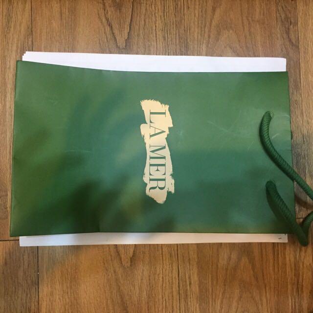 CHANEL 、精品紙袋紙袋