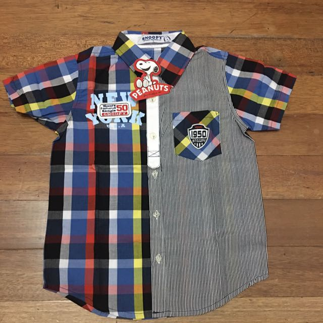 Character Polo Button Down.