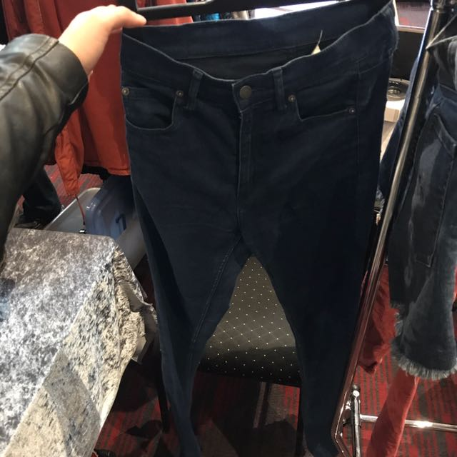 Cheap Monday High Waisted Jeans
