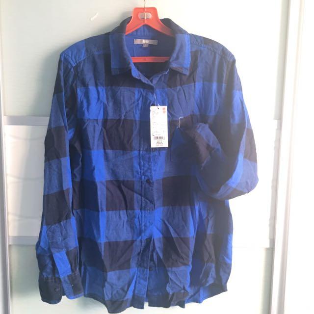 Check Longsleeve Shirt
