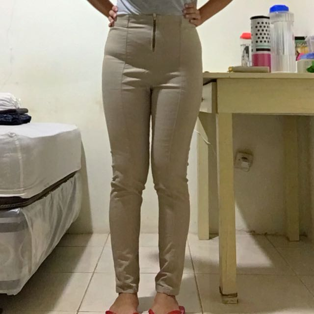 Colorbox Skinny Pants Bahan Chino