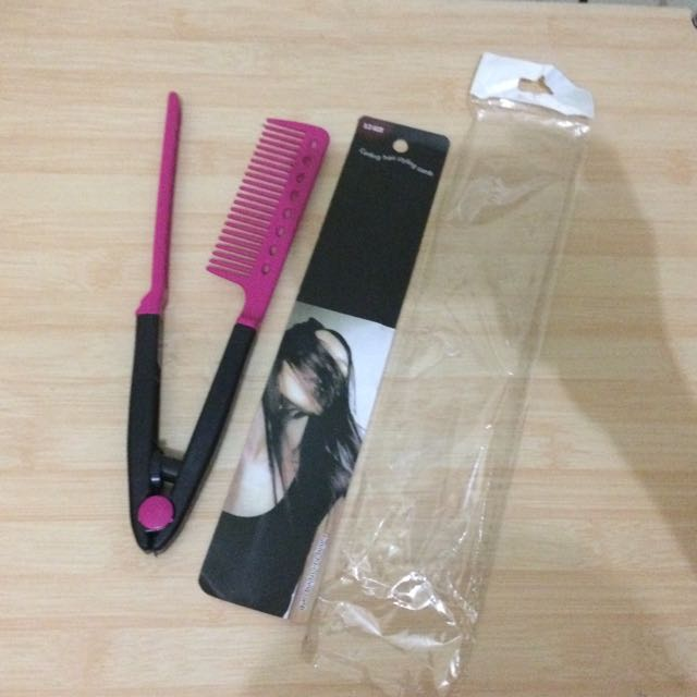 Curling Hair Styling Comb