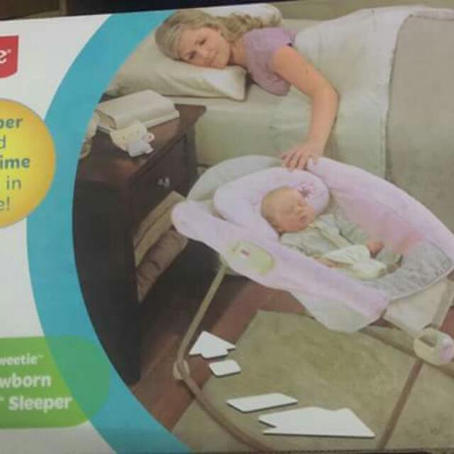 Deluxe Newborn Rock N Play- Sleeper