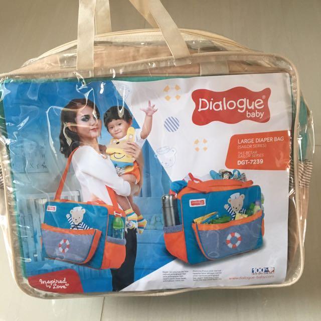 Dialogue Diapers Bag