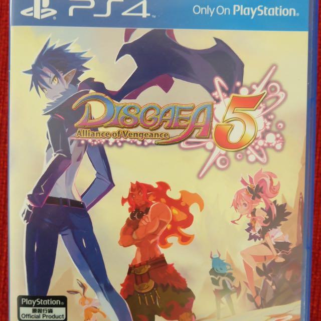 Discaea 5