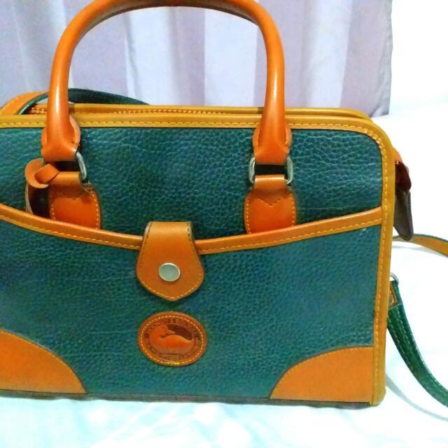 Dooney & Bourke Leather Sling Bag
