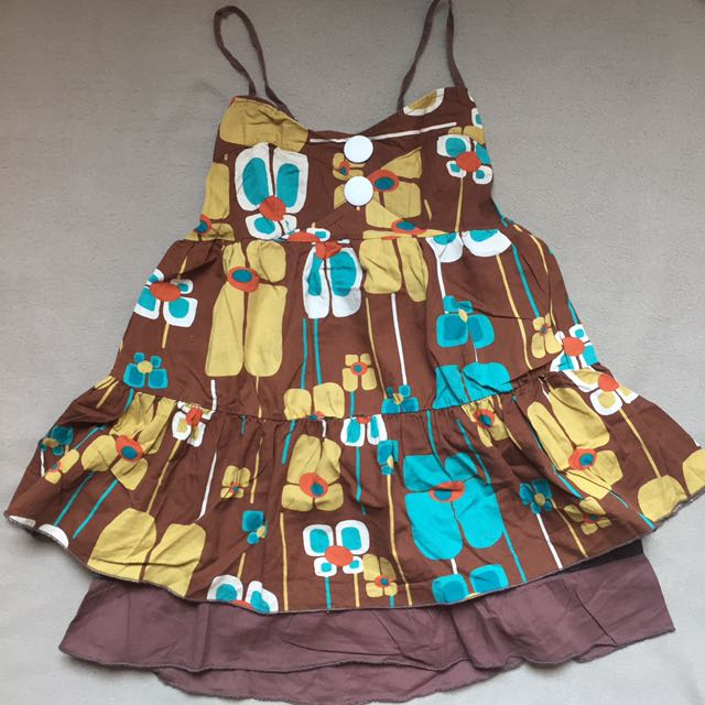 Double-layer Sleeveless (with slight defect)
