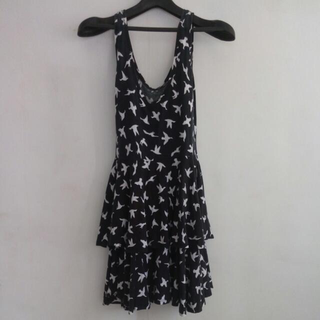 Dove Design Vintage Dress