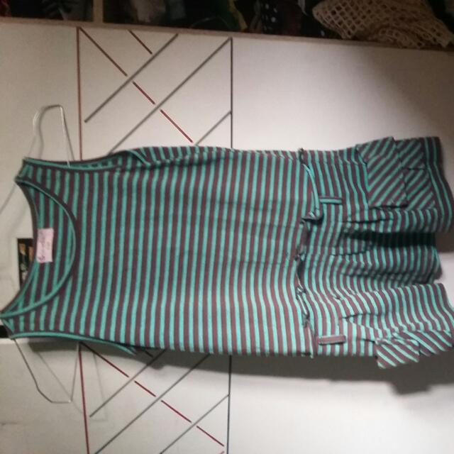 Dress Anak Sslur...hijau...