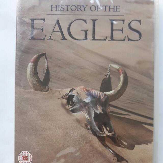 Eagles DVD CD ALBUM