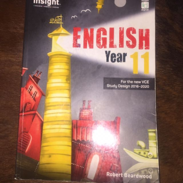 English Year 11