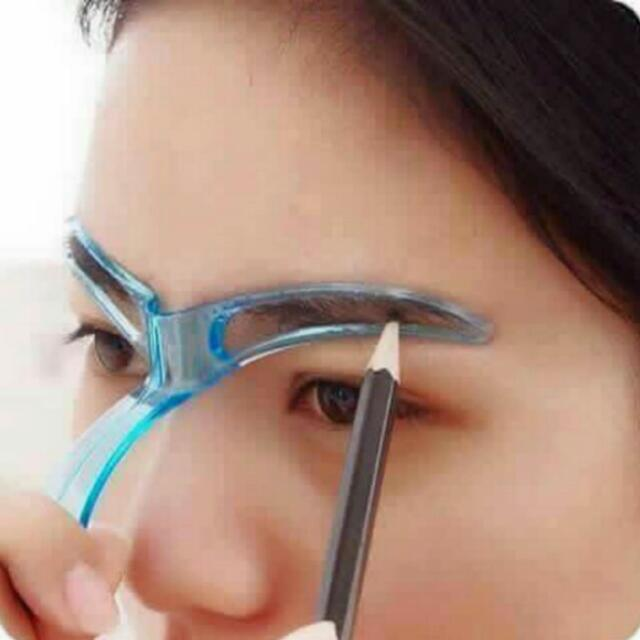 Eyebrow template (On Hand)