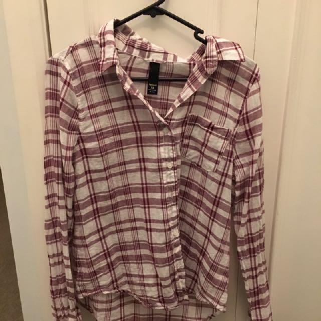 Factories Checkered Shirt