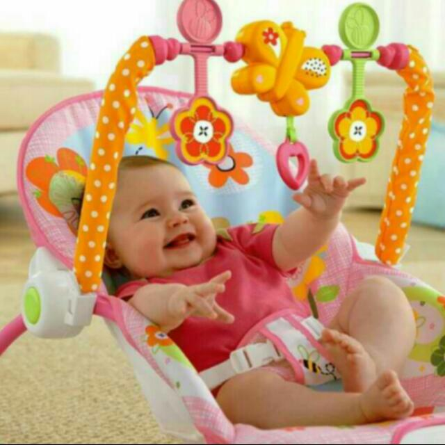 Fisher price rocker infant To toddler